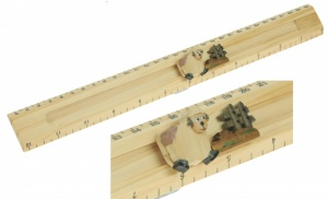 Ruler (Sliding Character Measure) - Sheep  (Pack Size 20)